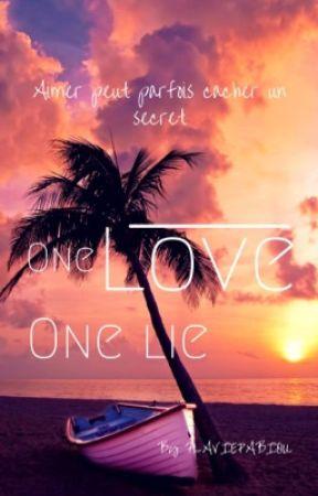 One love one lie by FlaviePabiou