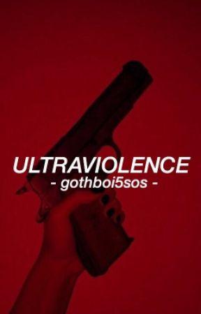 Ultraviolence // muke by gothboi5sos
