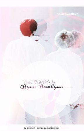 The Faults in Byun BaekHyun {Español} by ellistanASTRO