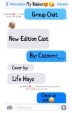 the group chat || n.e  by Cazmere__