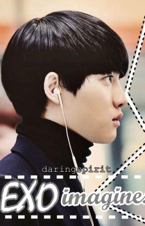 EXO Imagine by daringspirit