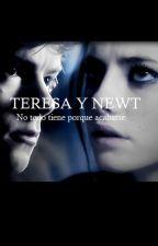 Teresa y Newt by _mariacarrillo