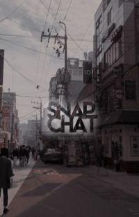 snapchat ⁝ namjin cover