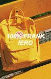 ❛ 100% FRANK IERO ❜ cover