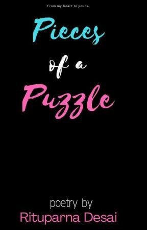 Pieces Of A Puzzle by die_schatz