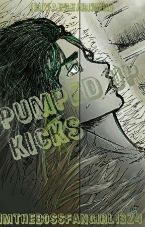 Pumped Up Kicks (RivaEre/RiRen) by ImTheBossFangirl1324