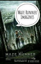 Maze Runner Imagines by herbstkxnd