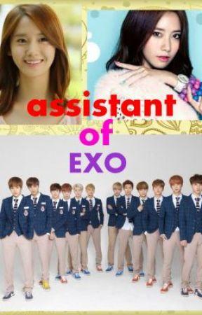 assistant of exo^_^ { exoyoong} by hoya_yoona30