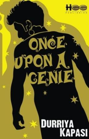 Once Upon A Genie by durriza