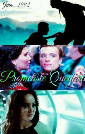 Prometiste Quedarte (One~Shot) by Monse_llm