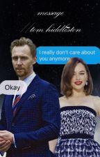 message // Tom Hiddleston autorstwa alka79