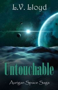 Untouchable (LGBT - SciFi - Romance) cover