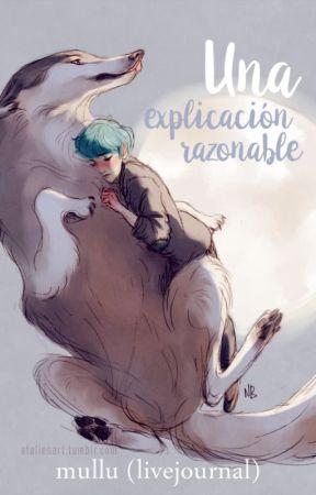 Una explicación razonable | HP | Wolfstar/Remadora | by wolfstar_fanfics