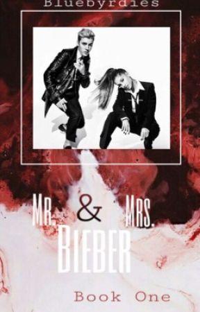 Mr. & Mrs. Bieber by bluebyrdies