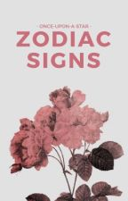 Zodiac Signs by once-upon-a-star