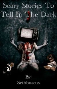 Scary Stories To Tell In The Dark cover