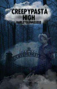 Creepypasta high #DOKONČENO cover