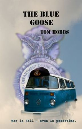 The Blue Goose by TomHobbs