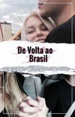 De volta ao Brasil. by stupidnashgirl