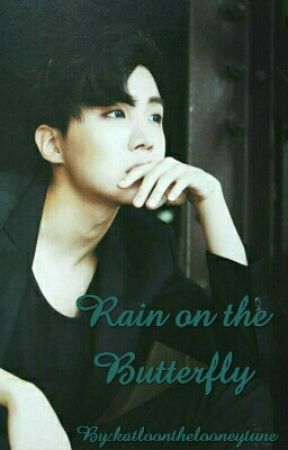 Rain On The Butterfly (BTS Jhope)  by katloonthelooneytune