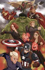 Avenger Texts by HopeSummers101