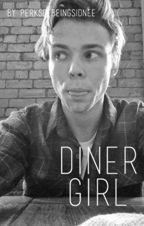 Diner Girl by perksofbeingsidnee