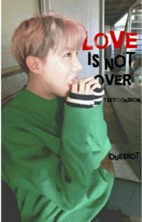 Love is not over-taeyoonseok by MyakeIsDeadInside