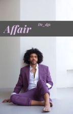 Affair (Thomas Jefferson X Reader) {Complete} by Dv_dgs