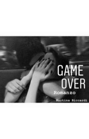 Game Over by stayawayfrommyhead