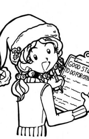 DORK DIARIES 2 (The Next Dork Thing) Kelly's Christmas Diary by Writerpink