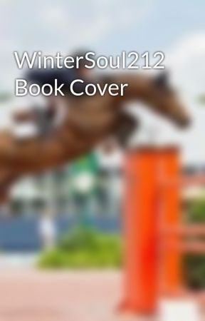 WinterSoul212 Book Cover by ktbarrels