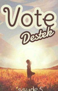 VOTE DESTEK cover