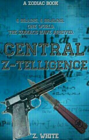 Central Z-telligence  by Z_White