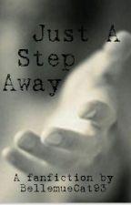 Just A Step Away ( Markiplier x Reader) by BellemueCat93