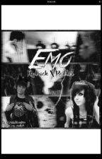 Emo!RodrickXreader by MyThroatHurts