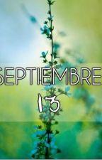 Septiembre 13 by gudalupe139