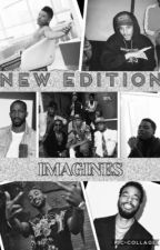 New Edition Imagines  by SadeAmour