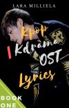 Kpop/Kdrama OST Lyrics • [BOOKONE / COMPLETE] cover
