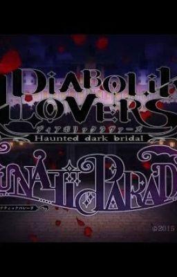 Đọc truyện [DIABOLIK LOVERS]~~~~TÌNH YÊU CỦA VAMPIRE????( TẠM DROP )