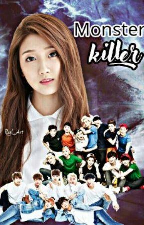 MONSTER KILLER by kimsyazbts
