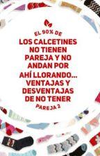 Ventajas y desventajas de NO tener pareja 2. by UnicornioNarval11