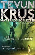 Tevun-Krus #41 - Alien Invasion by Ooorah