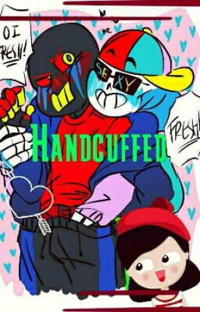 Handcuffed [ErrorxFresh] by Shadowcarrier