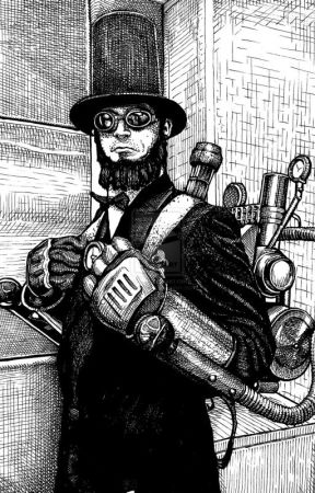 The Time Machine: The Victorian Era by SteampunkEmporium