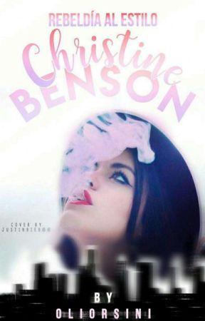 Rebeldía Al Estilo Christine Benson +16 J.B  by Oliorsini