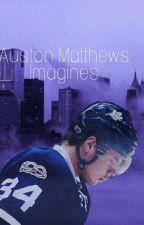 Auston Matthews Imagines by toricharbonneau