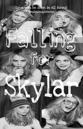 Falling for Skylar by smilenlaughforme