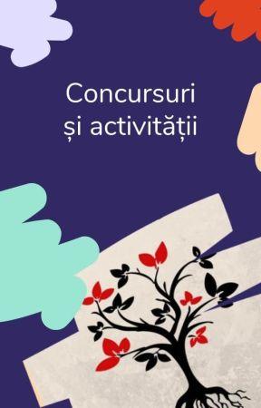 Concursuri by WattpadWellnessRO