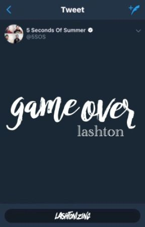 Game Over ⇢ lashton by lashtonizing
