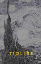 RIPTIDE ➸ BELLAMY BLAKE [1] by saturnsnake